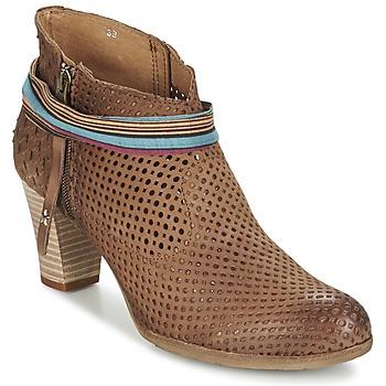 鞋子 女士 短靴 Felmini OMESSIO 棕色