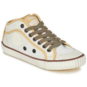 鞋子 女士 球鞋基本款 Pepe jeans INDUSTRY 米色 / 棕色 / 黄色