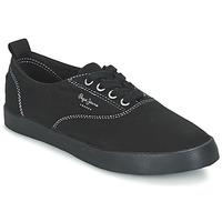 鞋子 女士 球鞋基本款 Pepe jeans JULIA MONOCROME 黑色