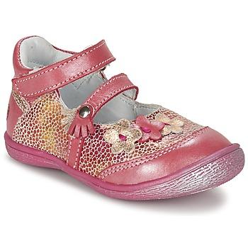 鞋子 女孩 平底鞋 GBB PIA 玫瑰色