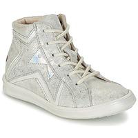 鞋子 女孩 高帮鞋 GBB PRUNELLA 灰色 / 银灰色