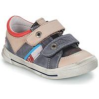 鞋子 男孩 球鞋基本款 GBB PHIL 灰色 / 蓝色