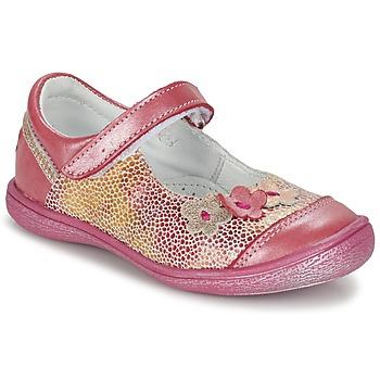 鞋子 女孩 平底鞋 GBB PRATIMA 玫瑰色