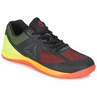 鞋子 男士 训练鞋 Reebok R CROSSFIT NANO 7.0 黑色 / 绿色