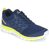 鞋子 男士 训练鞋 Reebok 锐步 SUBLITE XT CUSHION 蓝色 / 黄色