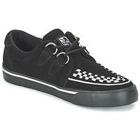 鞋子 球鞋基本款 TUK CREEPERS SNEAKERS 黑色 / 白色