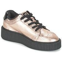 鞋子 女士 球鞋基本款 TUK CASBAH CREEPERS 玫瑰色 / Métallique