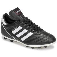 鞋子 足球 adidas Performance 阿迪达斯运动训练 KAISER 5 LIGA 黑色 / 白色