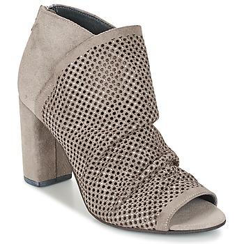 鞋子 女士 短靴 MIMMU CAMGI 灰色