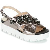 鞋子 女士 凉鞋 Luciano Barachini TANITI 灰色