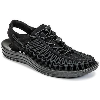 鞋子 男士 运动凉鞋 Keen UNEEK 黑色