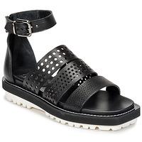 鞋子 女士 凉鞋 Now PADOU 黑色