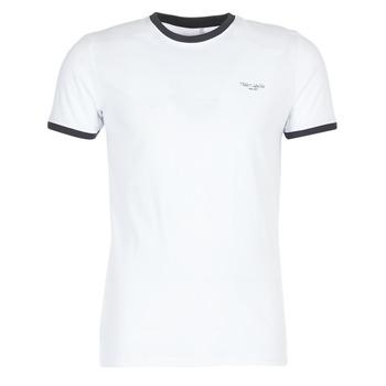 衣服 男士 短袖体恤 Teddy Smith 泰迪 史密斯 THE TEE 白色