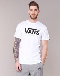 衣服 男士 短袖体恤 范斯 VANS CLASSIC 白色