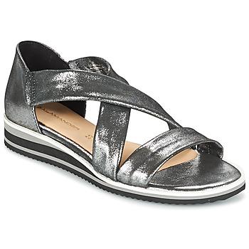 鞋子 女士 凉鞋 Salamander REBECCA 银灰色