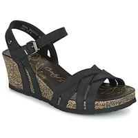 鞋子 女士 凉鞋 Panama Jack 巴拿马 杰克 VERA 黑色