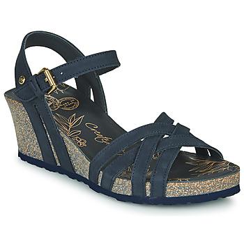 鞋子 女士 凉鞋 Panama Jack 巴拿马 杰克 VERA 蓝色