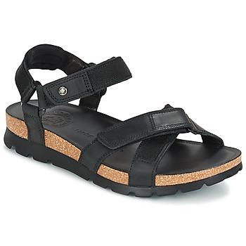 鞋子 男士 凉鞋 Panama Jack 巴拿马 杰克 SAMBO 黑色