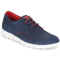 鞋子 男士 球鞋基本款 Panama Jack 巴拿马 杰克 DOMANI 海蓝色 / 红色