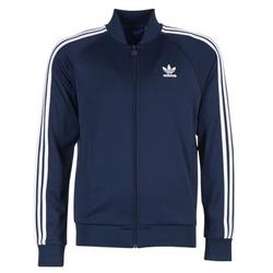 衣服 男士 运动款外套 Adidas Originals 阿迪达斯三叶草 SST TT 海蓝色