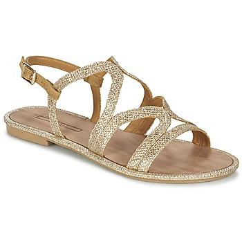 鞋子 女士 凉鞋 Esprit 埃斯普利 NAZLI SANDAL 金色