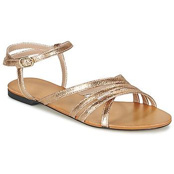鞋子 女士 凉鞋 Esprit 埃斯普利 ADYA SANDAL 金色