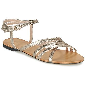 鞋子 女士 凉鞋 Esprit 埃斯普利 ADYA SANDAL 银灰色