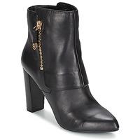 鞋子 女士 短靴 Guess IVON 黑色