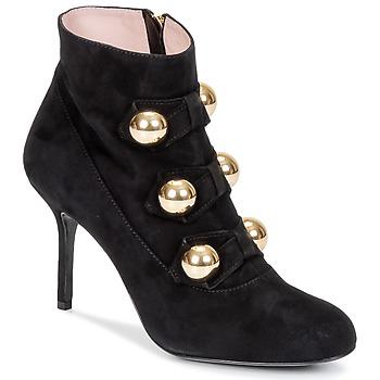 鞋子 女士 短靴 Moschino Cheap & CHIC BOW 黑色