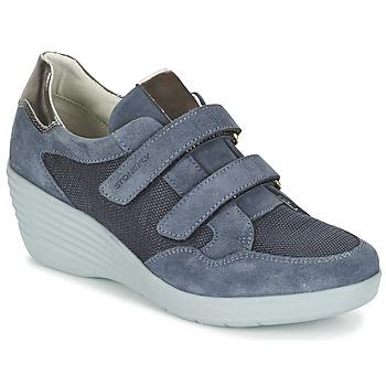 鞋子 女士 球鞋基本款 Stonefly 斯通富莱 EBONY 蓝色