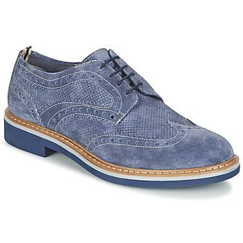 鞋子 女士 德比 Stonefly 斯通富莱 ALBY 蓝色