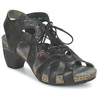 鞋子 女士 凉鞋 Think SARDE 黑色