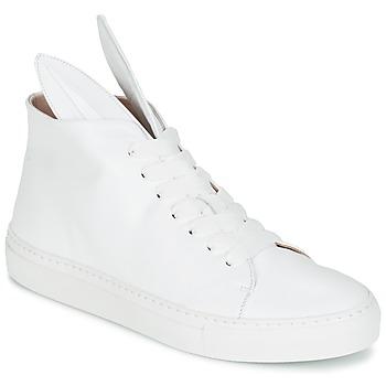 鞋子 女士 高帮鞋 Minna Parikka BUNNY SNEAKS 白色