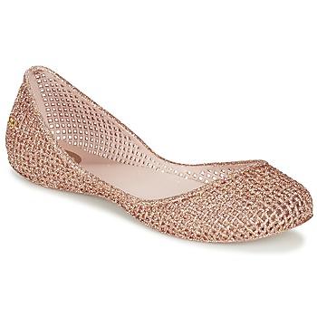 鞋子 女士 平底鞋 Zaxy AMORA 玫瑰色 / 金属光泽