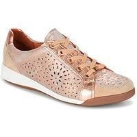 鞋子 女士 球鞋基本款 Ara ZIMELLE 玫瑰色 / 金属光泽