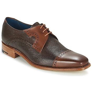 鞋子 男士 德比 Barker APPOLLO 棕色