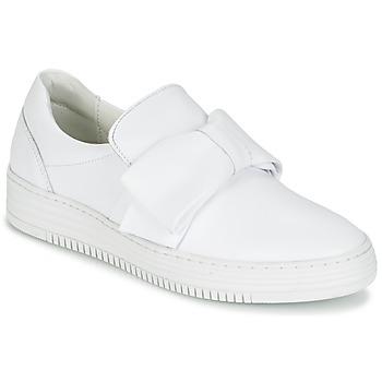 鞋子 女士 平底鞋 Bullboxer QUIDAVET 白色