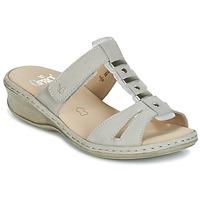 鞋子 女士 休闲凉拖/沙滩鞋 Caprice VILIALE 灰色