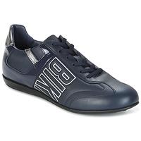 鞋子 男士 球鞋基本款 Bikkembergs R-EVOLUTION 186 LEATHER 蓝色
