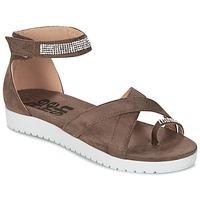 鞋子 女士 凉鞋 Refresh OURILICA 灰褐色