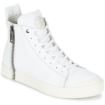鞋子 男士 高帮鞋 Diesel 迪赛尔 S-NENTISH 白色