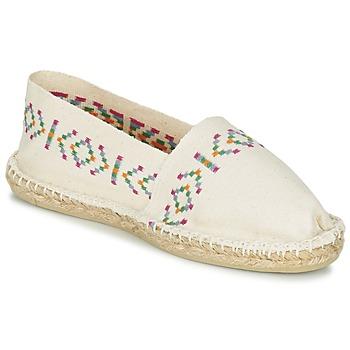 鞋子 女士 帆布便鞋 1789 CLASSIQUE 浅米色