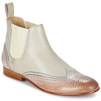 鞋子 女士 短筒靴 Melvin & Hamilton SALLY 19 白色