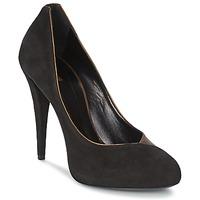 鞋子 女士 高跟鞋 Roberto Cavalli 罗伯特·卡沃利 YPS530-PC219-D0127 黑色 / 棕色