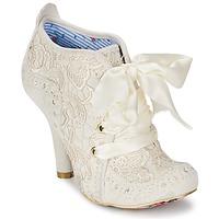 鞋子 女士 短靴 Irregular Choice ABIGAILS THIRD PARTY 白色 / 奶油色