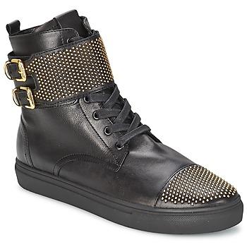 鞋子 女士 高帮鞋 Kennel + Schmenger URZI 黑色 / 金色