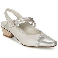 鞋子 女士 高跟鞋 Dorking CONCHA 米色