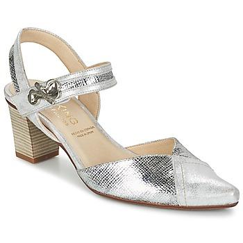 鞋子 女士 高跟鞋 Dorking DELTA 银色
