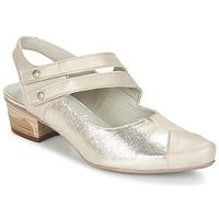 鞋子 女士 高跟鞋 Dorking MENET 银色 / 灰色
