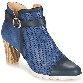 鞋子 女士 短靴 Dorking RUBIS 海蓝色